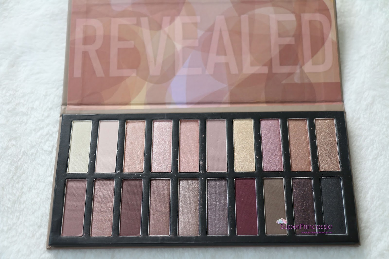 COASTAL SCENTS REVEALED PALETTE DUPE FOR NAKED 1 NAKED 2
