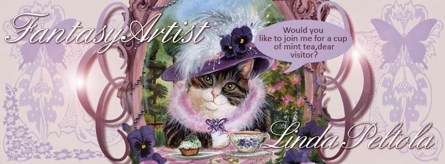 Linda Peltola Fantasy Artist