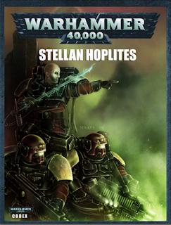 Codex Stellan Hoplites para Warhammer 40000