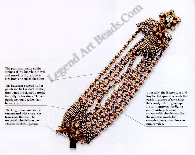 Haskell Multi strand Bracelet