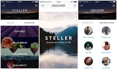 App para contar historias