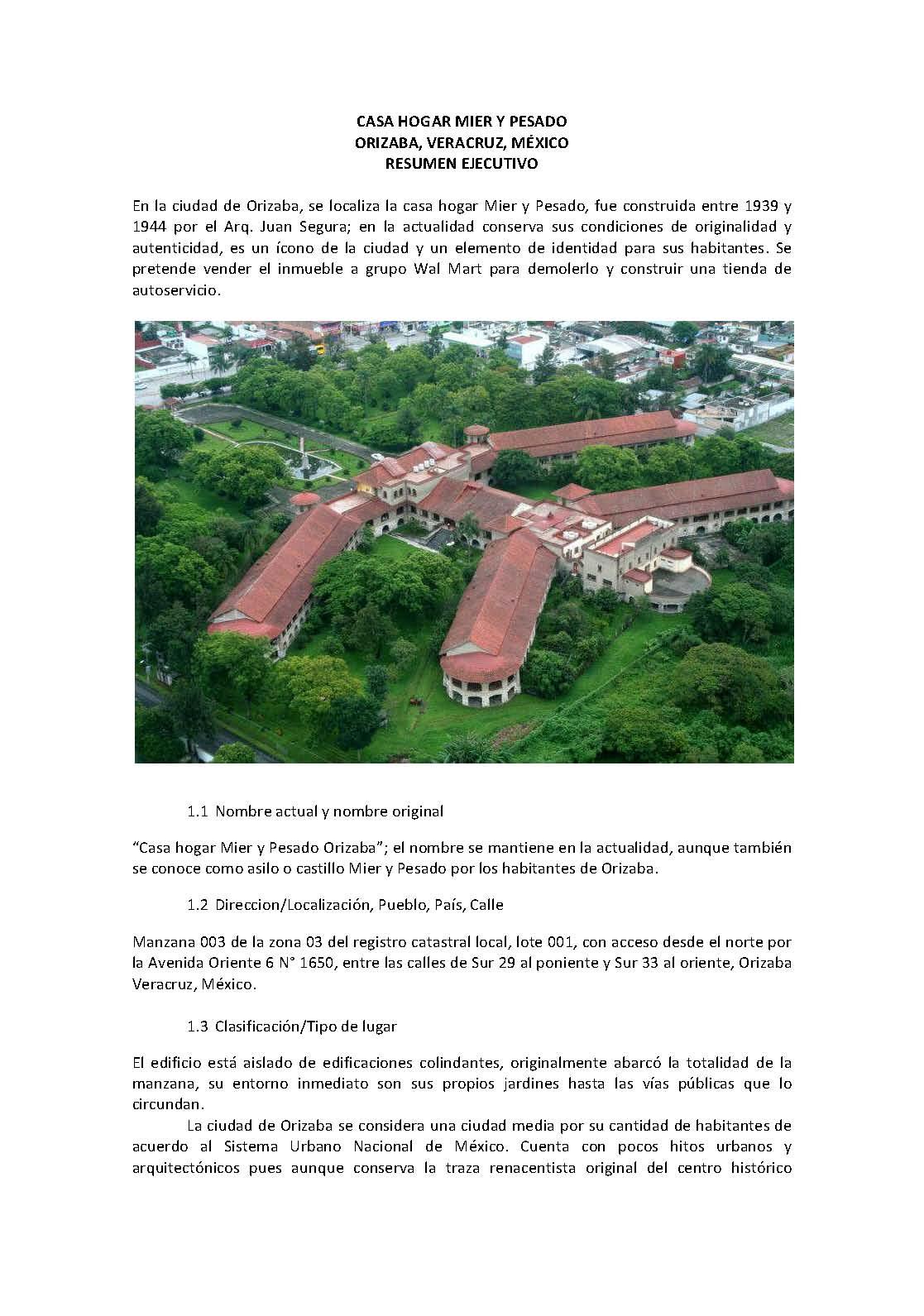 Proteccion del patrimonio arquitectonico siglo xx alerta for Articulos sobre arquitectura