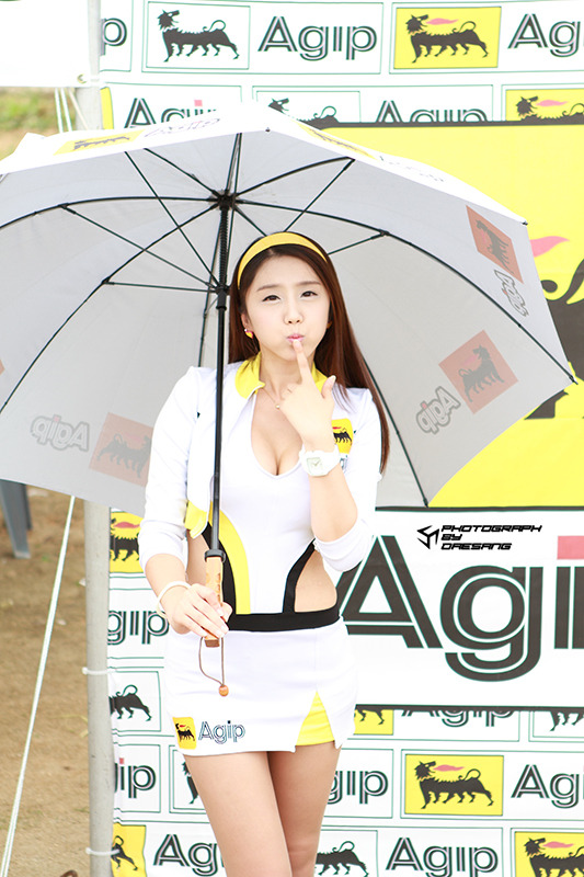 Kim Ha Eum at KMF 2011