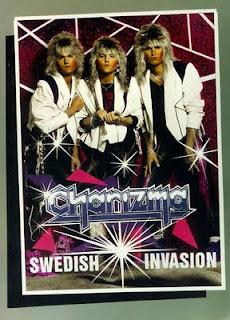 Charizma - Demos (1988)