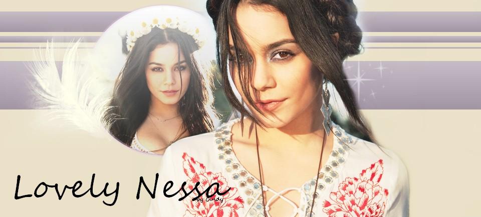 Lovely Nessa