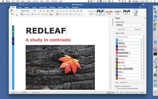 Descargar Microsoft Office 2016