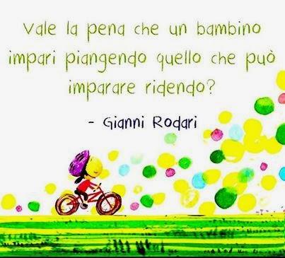 Il grande maestro Gianni Rodari
