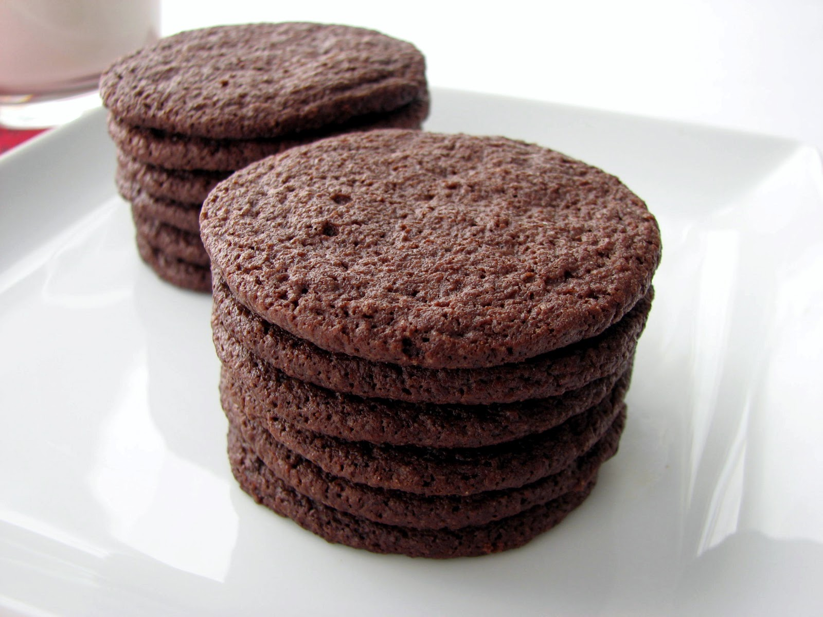 pastry studio: Cocoa Wafers