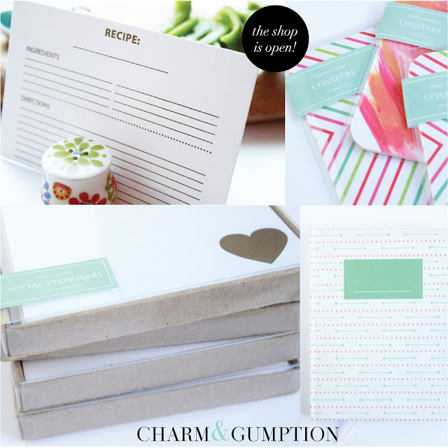 charm and gumption shop (via Holly Would)