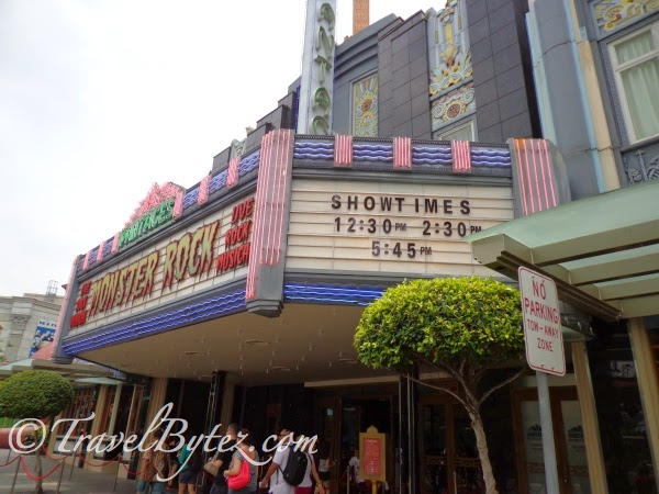 Monster Rock™ at Pantages Hollywood Theatre™'