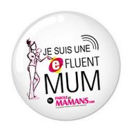 E-fluent mum