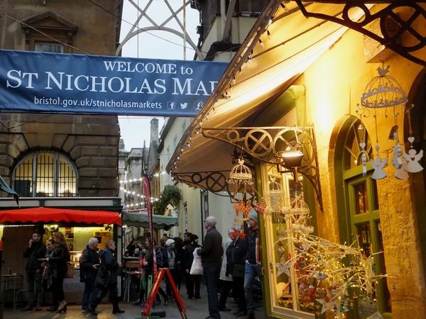 bristol saint nicholas market