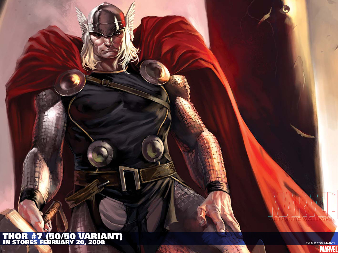 mighty thor wallpapers thor comic wallpapers