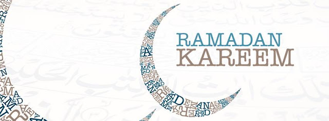 Ramadan Mubarak Facebook Timeline Cover Photo 2015