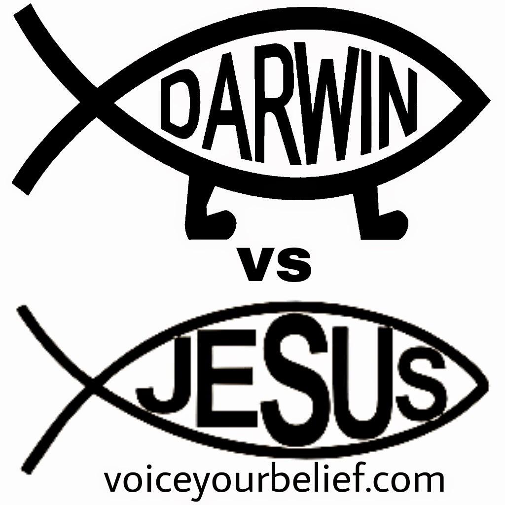 darwinvsjesus jpg voiceyourbelief.com