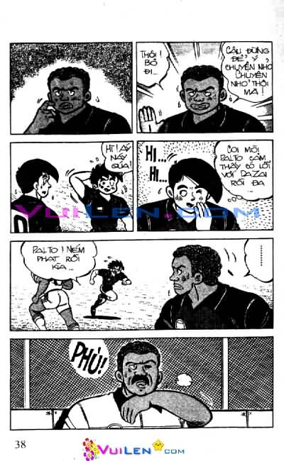 Jindodinho - Đường Dẫn Đến Khung Thành III  Tập 23 page 38 Congtruyen24h