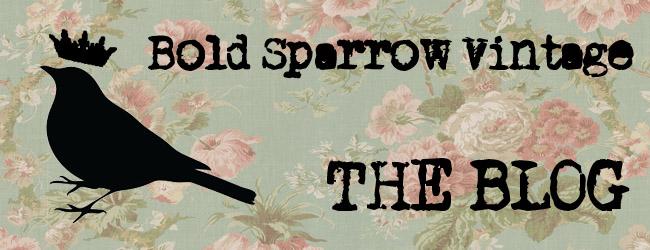 Bold Sparrow Vintage
