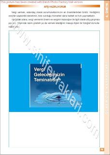 6. Sınıf Sosyal Bilgiler Altın Yayınları Öğrenci Çalışma Kitabı Cevapları Sayfa 79