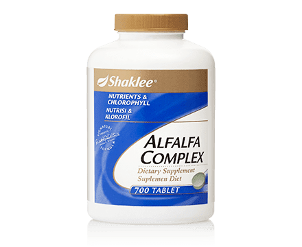 Alfalfa Complex (L)