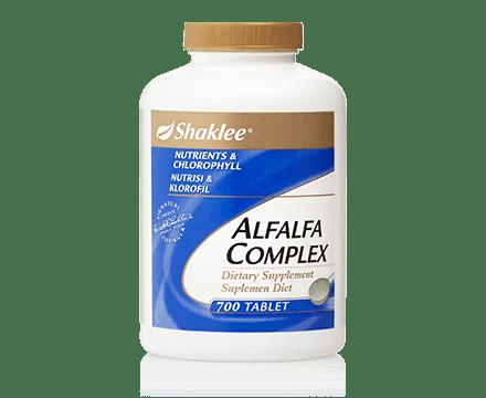 Alfalfa Complex (L)