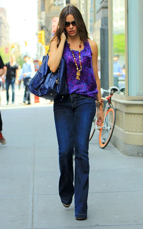 Sofia Vergara Fashion Style Is Sexy And Elegant