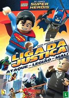 Filme LEGO Liga da Justiça - O Ataque da Legião do Mal 2015 Torrent
