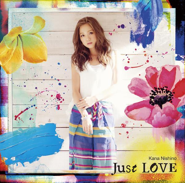 [Album] 西野 カナ – Just LOVE (2016.07.13/MP3/RAR)