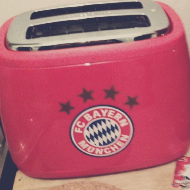 FC Bayern Toaster