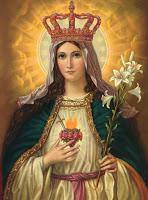 Viva Maria Rainha !