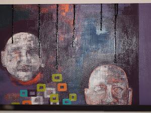 maleri tæt på....se hele værket i galleriet