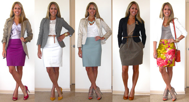 Make your work wardrobe as exciting as your job
