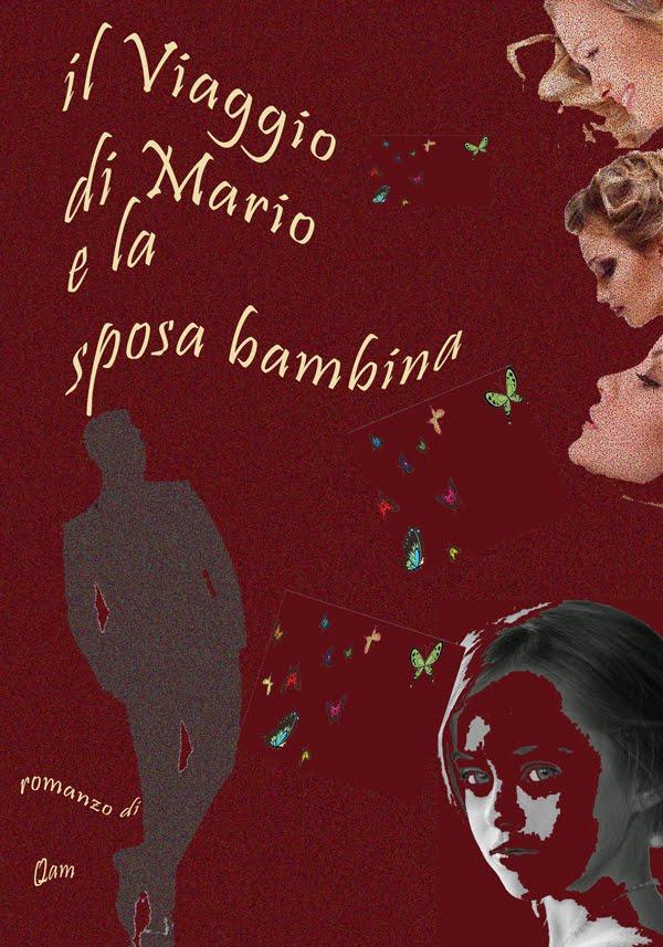il viaggio di Mario e la sposa bambina ,romanzo di Qam disponibile in ebook