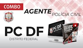 Combo de Resumos para Policia Civil do DF
