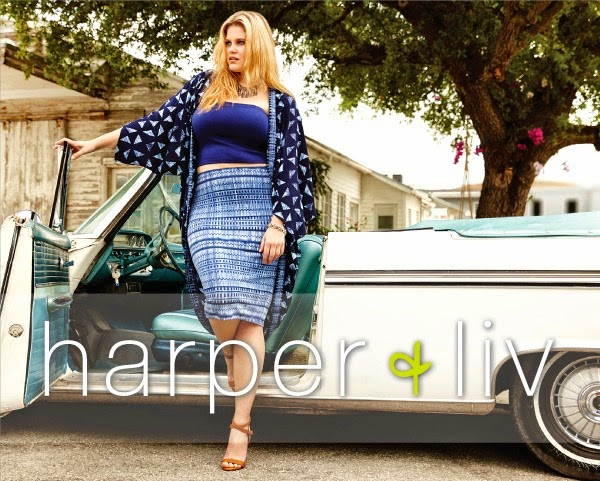 plus size, fashion, dillards, harper, liv, boho, cidstylefile
