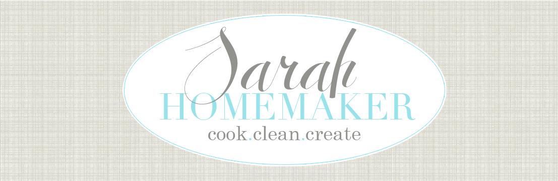 Sarah Homemaker