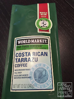 World Market Costa Rican Tarrazu Coffee