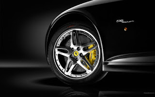 Rim Ferrari Wheel HD Wallpaper