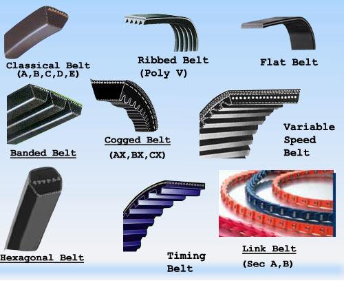 Belt Types