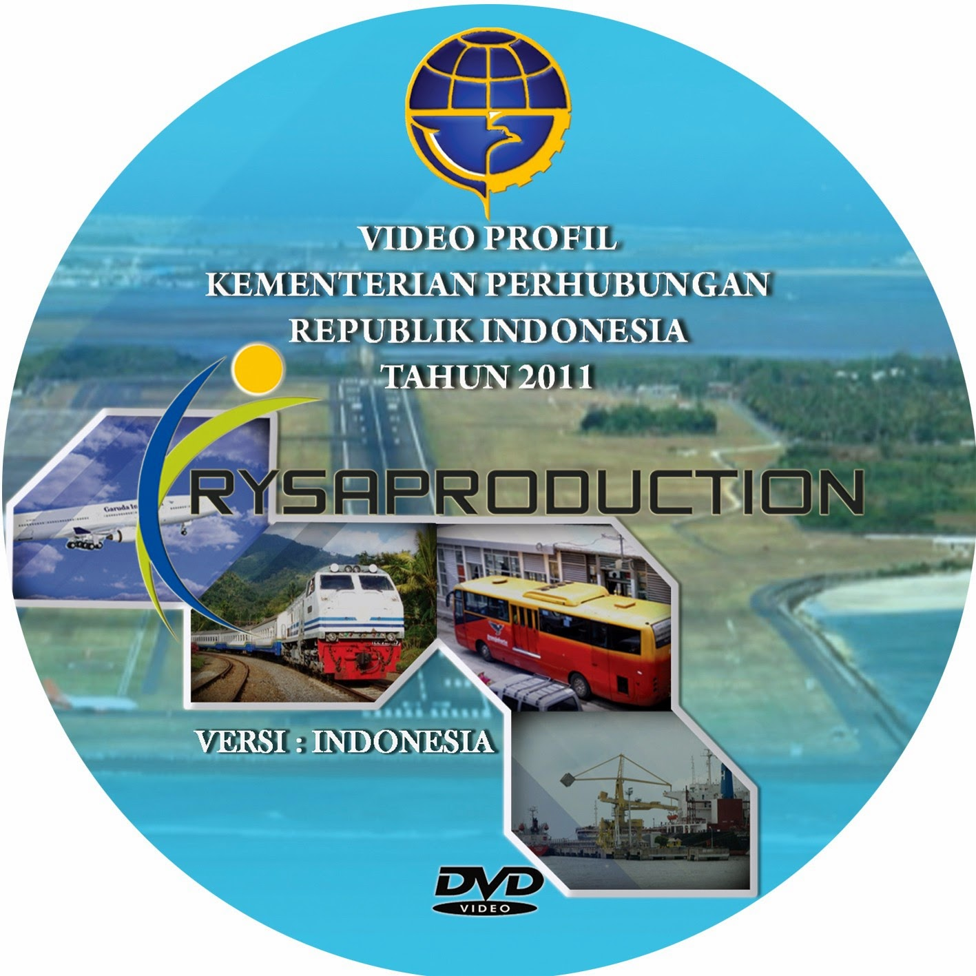 Video Profil Kementrian Perhubungan