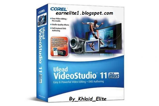 Ulead video studio 11 plus serial number.
