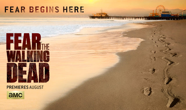 Watch AMC FEAR: The Walking Dead Season 1, Episode 1 - Pilot Online Streaming