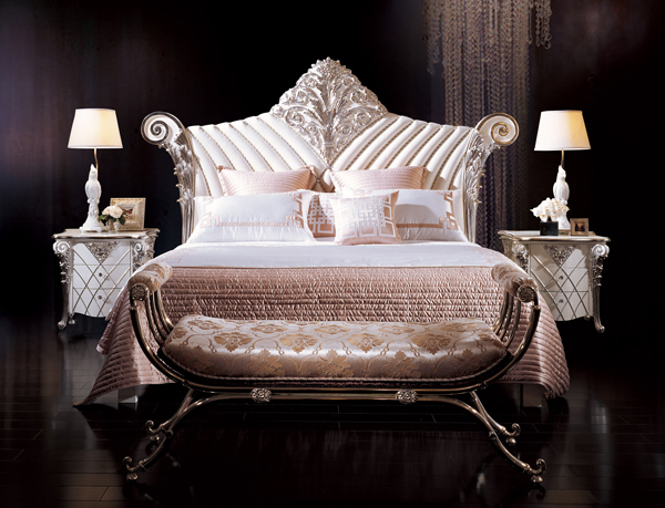 Interior design luxury italian bedroom furniture ideas Tuscan style bedroom furniture