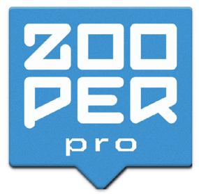 Zooper Widget Pro v2.56