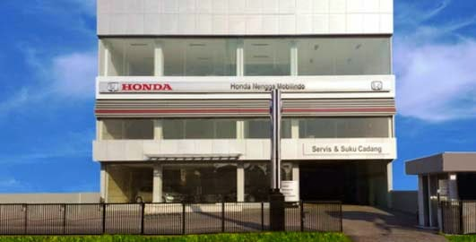 Dealer Honda Pertama Di Gorontalo