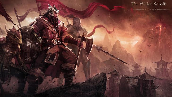 Elder Scrolls Online King Jorunn