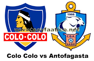 Colo Colo vs Antofagasta 2013