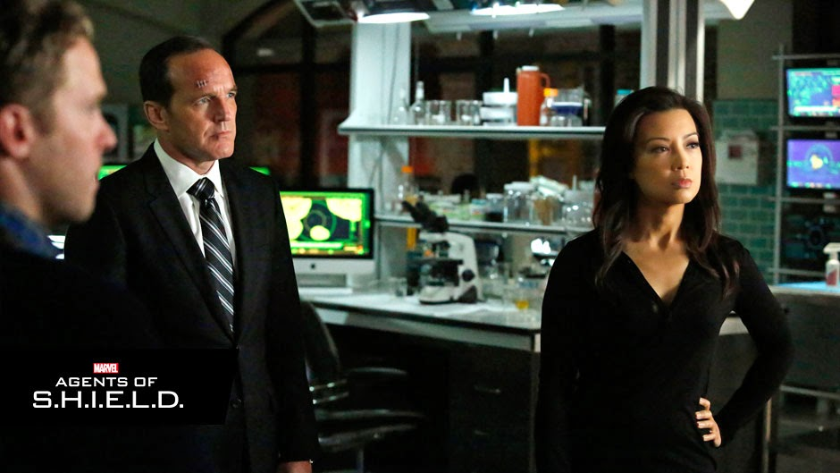 Agents of SHIELD - Episode 2.13 - One Of Us - Press Release