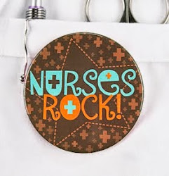 I love being a nurse!
