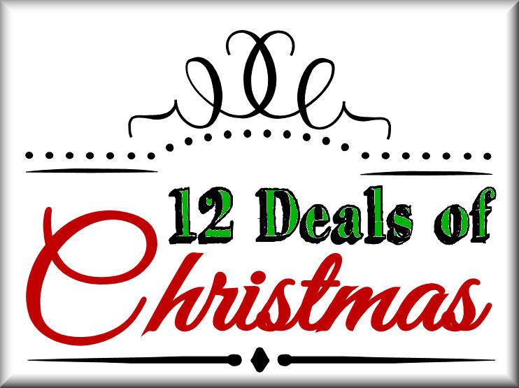 Rock Paper Cricut: MCS 12 Deals Of Christmas- Day #8