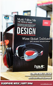 Headphone BASS Mantap